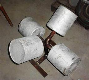 Drum Anodes for Tanks